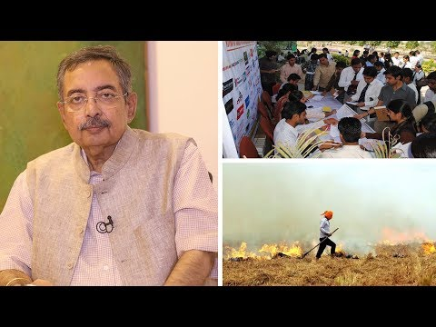 Jan Gan Man Ki Baat Ep 317: Modi's Speech on industrial revolution and Stubble Burning