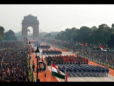 The 65th Republic Day Celebrations of India on 26th January 2014, New Delhi