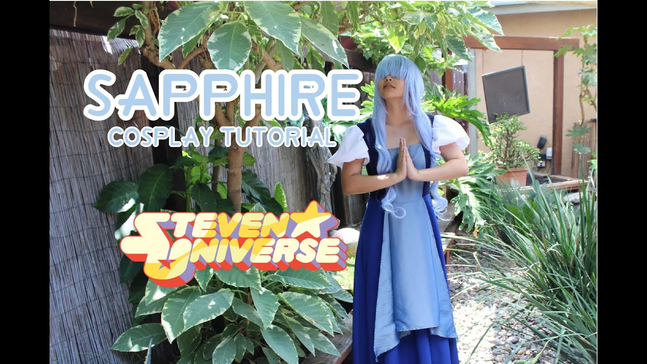 Steven universe cosplay sapphire naked images