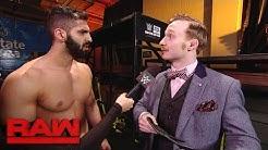 Jack Gallagher challenges Ariya Daivari to a duel: Raw, Dec. 26, 2016