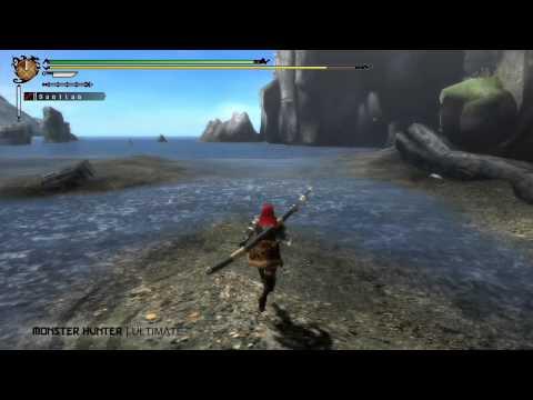 Monster Hunter 3 Ultimate | Goldenfish Opportunity