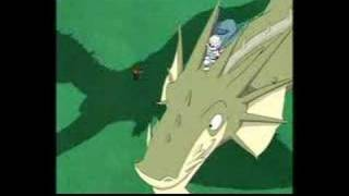 Popolocrois monogatari 2 game opening for PS1
