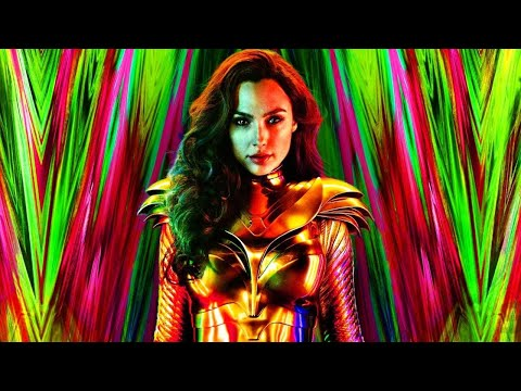 Wonder Woman 1984 - Official Trailer #1 Song (New Order - Blue Monday)