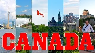 Canada Road Trip (Complete Video) | Traveling Robert