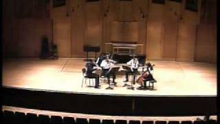 Mozart Quartet 2.Mvt, Vadim von Liebieg.avi