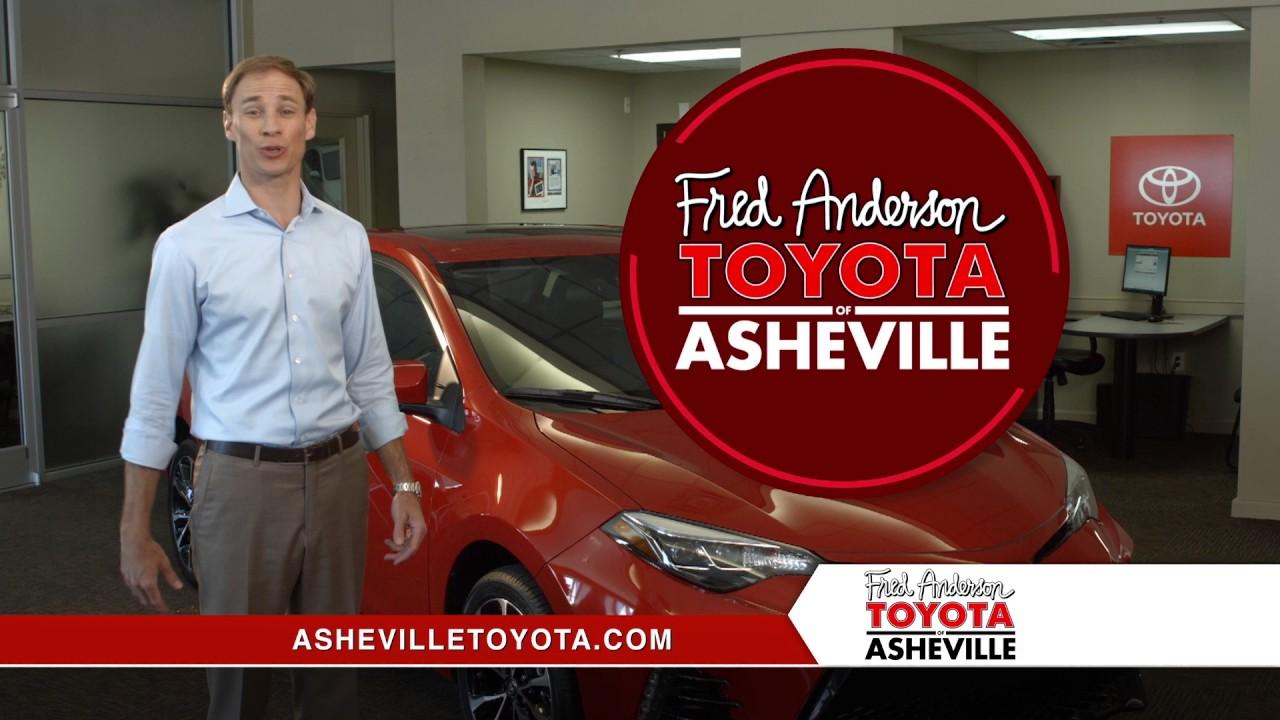 Fred Anderson Toyota >> Fred Anderson Toyota Of Asheville Same Team New Family Youtube