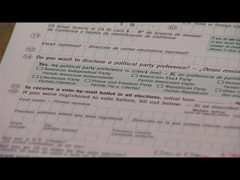 Naturalized Citizens Run Political Party Maze