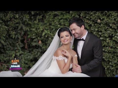 Martesa e Sinan Hoxhes me Andrra Destani