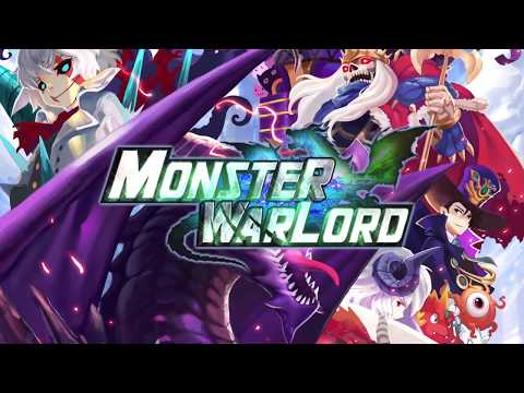 Monster Warlord  For Pc - Download For Windows 7,10 and Mac
