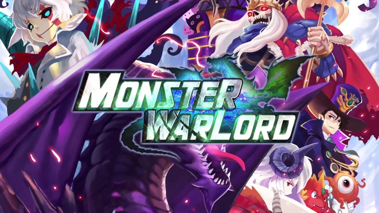 monster warlord mod apk 4.6.0