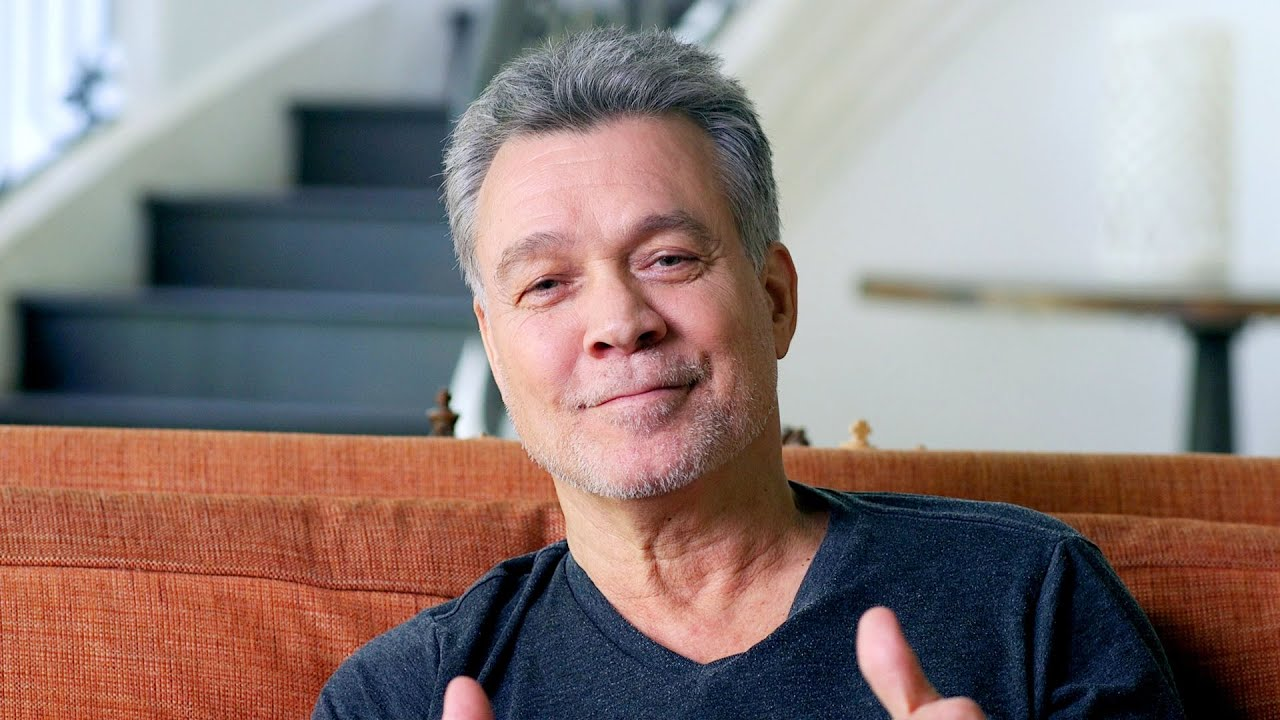 Eddie Van Halen On How He Switched From Kid Classical Pianist To Shredding Axeman Youtube