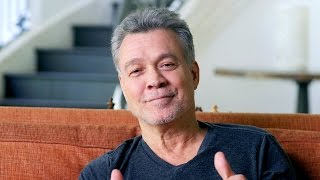 Eddie Van Halen on How He Switched From Kid Classical Pianist to Shredding Axeman