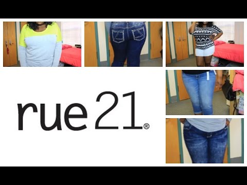 Rue Plus Size Try On Haul Review