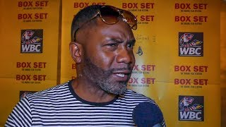 Spencer Fearon APOLOGISES DIRECTLY to David Price