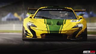 """Assetto Corsa """"Ready to Race"""" Carpack"""