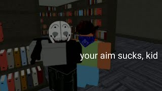 Basically MANSION (Roblox Funny Moments)