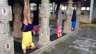 Yoga Song - Sthira Sukham Asanam