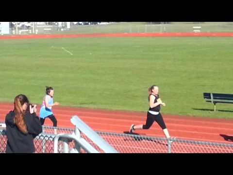 First Flight Middle school track meet