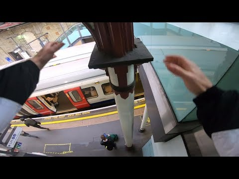 Race The Tube London Parkour POV ����