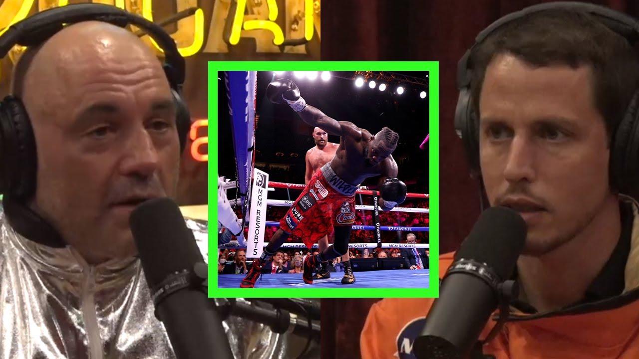 Download Joe on Tyson Fury vs. Deontay Wilder 3