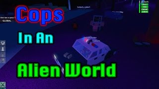 Roblox Apocalypse Rising - Cops in an Alien World With PetRifyTV and Friends