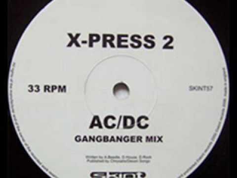 """X-press 2 - """"AC/DC"""""""