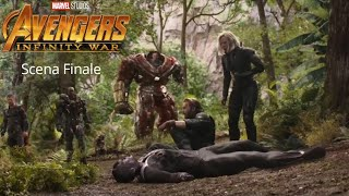(Marvel) | Avengers Infinity War - Scena Finale - Sacrifice