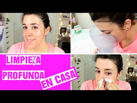 Limpieza Facial Profunda en Casa | Paso a...