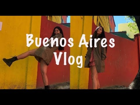Exploring Buenos Aires Vlog : A Day In The Life ⅼ Artist Date