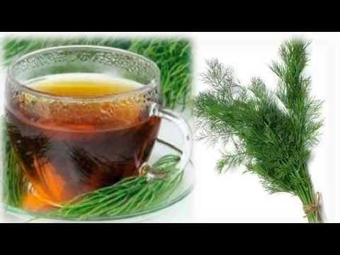 Dill Tea Health Benefits - YouTube