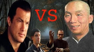ip man vs steven seagal