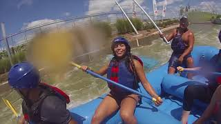 Riversport: Olympic Scouting Camp and Whitewater Festival