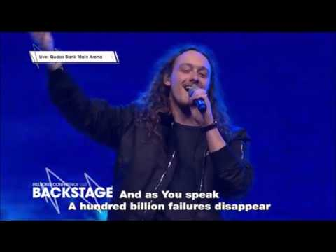 So will I- Hillsong Conference 2017