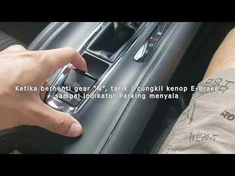 Tips Menggunakan Electronic Parking Brake & Brake Hold pada Honda HR-V