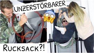 UNZERSTÖRBARER Rucksack ? der