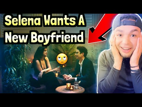 Selena Gomez - Boyfriend [Official Video] REACTION !  **Selena I'm Single**