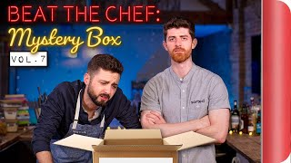 BEAT THE CHEF Mystery Box Challenge Vol.7 | Midweek Meals