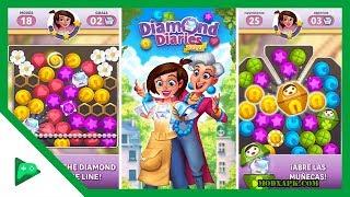 Diamond Diaries Saga – El mundo en tus dedos