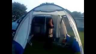 Bobby Shafto Camp Site, Beamish 2010