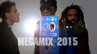 BAD BOYS BLUE - Megamix 2015