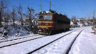 Локомотив 44 194 изолиран пристига в Шумен