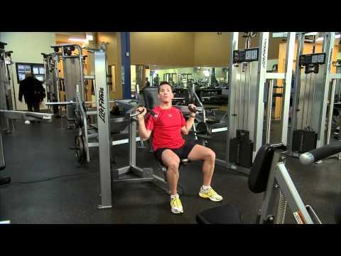 Gym/Lifefitness equipment
