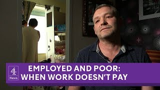 The Working Poor: Britain's families living on the breadline
