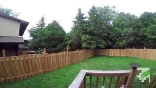 Fence and Sodding Project - Kanata
