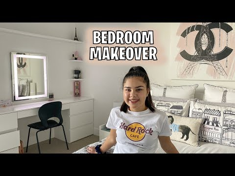 My Bedroom Makeover | Grace's Room