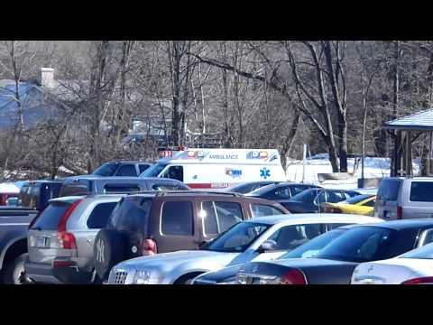 American Medical Response (AMR) Responding/Transporting To Uconn Health Center