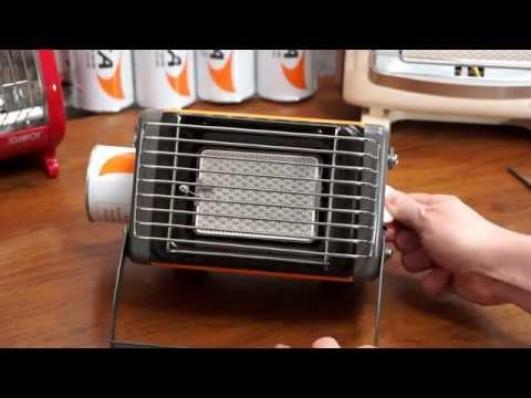 Обзор газового обогревателя Kovea Cupid Heater