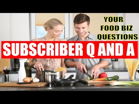 How to start a business series food business subscriber Q and A Food Trucks Catering and more thumbnail