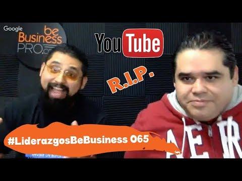 ¿Fin tu canal YouTube por cambios monetización 2018? Solución: Comunidad - #LiderazgosBeBusiness 065