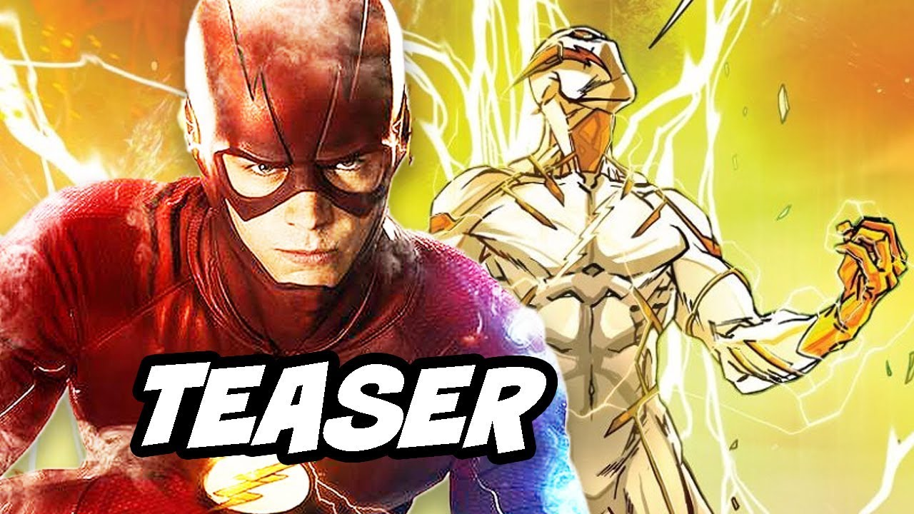 The Flash Season 5 Godspeed Teaser - The Flash vs Godspeed Breakdown